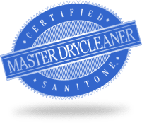 Certified Master Drycleaner