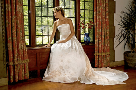 Wedding Gown Preservation | Crystal Blue Dry Cleaners