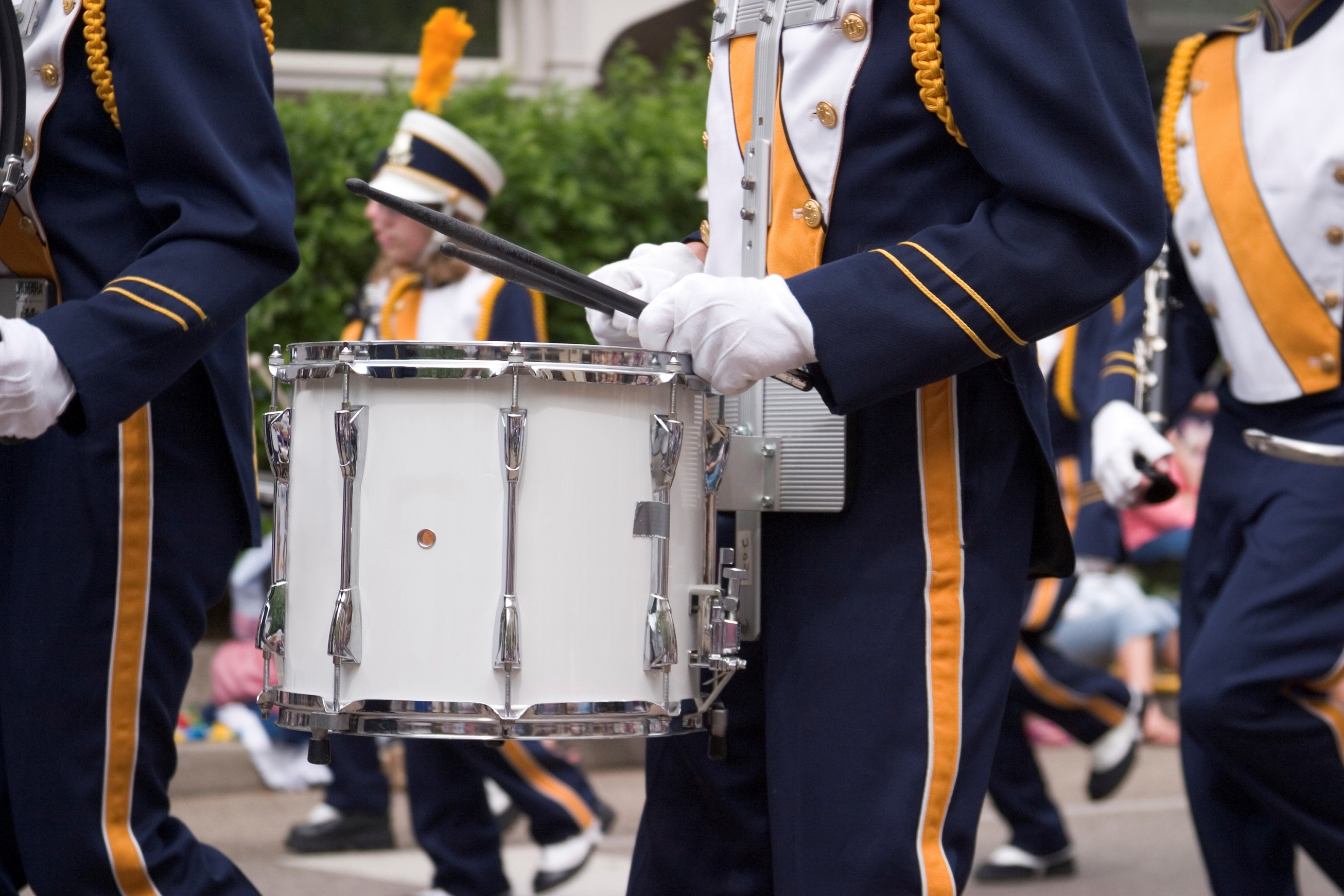Band Uniform Cleaning | Crystal Blue Dry Cleaners