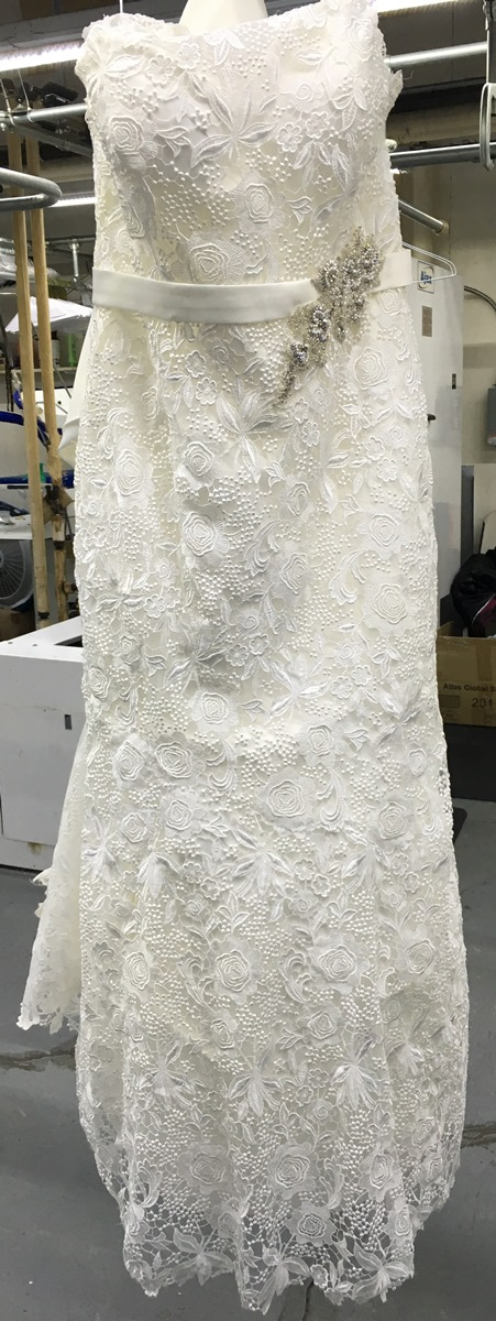 Wedding gown preservation images crystal blue dry cleaners for Wedding dress cleaning and preservation
