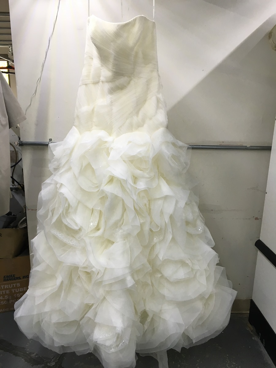 Wedding Gown Preservation Images - Crystal Blue Dry Cleaners